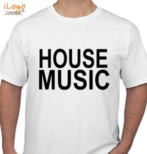 house-music T-Shirt