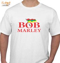 Bob Marley Bob-Marley-Official-Store T-Shirt