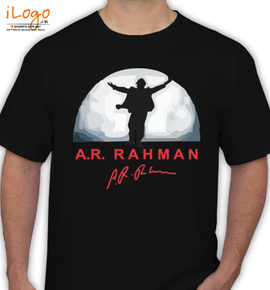 ar rahman 11 personalized men 39 s t shirt at best price. Black Bedroom Furniture Sets. Home Design Ideas