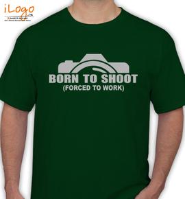 DONT-MAKE-ME-SHOOT-YOU - T-Shirt