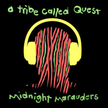 A-Tribe-Called-Quest-Midnight-Marauders T-Shirt