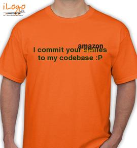 amazonTeeTxt - T-Shirt
