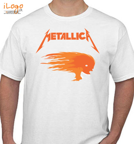 METAL-BAND-METALLICA - T-Shirt