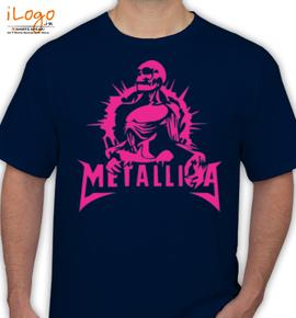 Buy-metallica-figures - T-Shirt