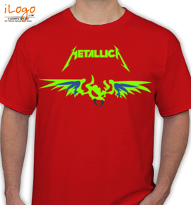 Metallica-Winged-Scary - T-Shirt