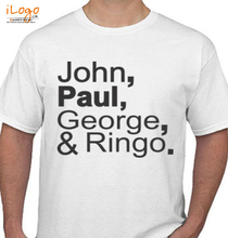 The Rolling Stones The-Beatles-JPGR T-Shirt