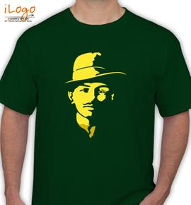 bhagat shingh - T-Shirt