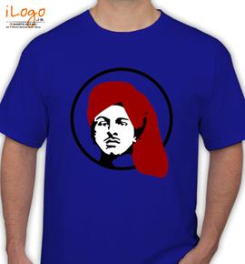 bhagat-shingh - T-Shirt