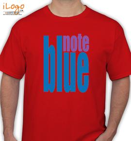 blue hote Blue Note - T-Shirt