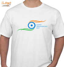 happy-independence-day T-Shirt