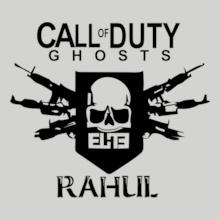 R Game Zone call-of-dute T-Shirt