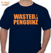 Wasted Penguinz wasted-penguinz-dj T-Shirt