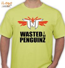 Wasted Penguinz wasted-penguinz-design T-Shirt