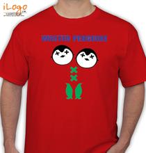 Wasted Penguinz wasted-penguinz-smile T-Shirt