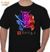 DOTA 2 Goodies T-Shirts