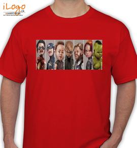 avngers - T-Shirt