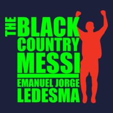 Brazil football World Cup messi-argentina T-Shirt