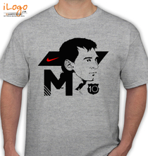 Brazil football World Cup MESSI-TSHART T-Shirt