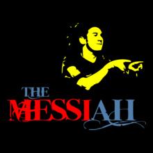 Brazil football World Cup Messiah-T-Shirt T-Shirt