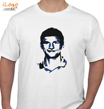 Brazil football World Cup thomas-muller-by-aaev T-Shirt
