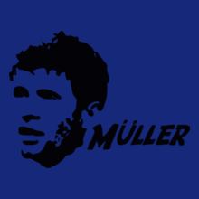Brazil football World Cup thomas-muller-by-daipayaanc T-Shirt