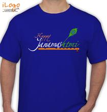 Govinda aala re janamashtmi T-Shirt