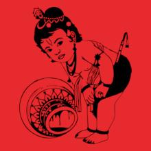 Govinda aala re little-krishna T-Shirt