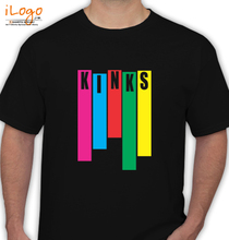 Kinks kinks- T-Shirt