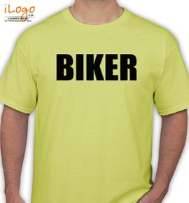 enfield-biker - T-Shirt