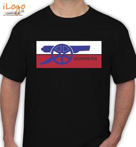 Gunners - T-Shirt