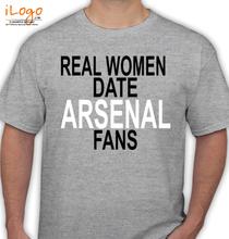Arsenal FANC-ARSENAL T-Shirt