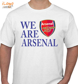 ARE-ARSENAL - T-Shirt