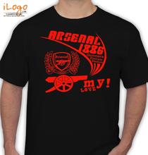 Arsenal ARSENAL-my T-Shirt