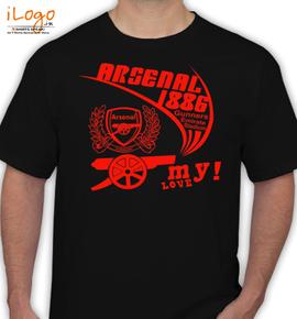 ARSENAL-my - T-Shirt
