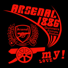 Arsenal ARSENAL-my T-Shirt