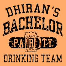 Bachelor-Party-Drinking-Team T-Shirt