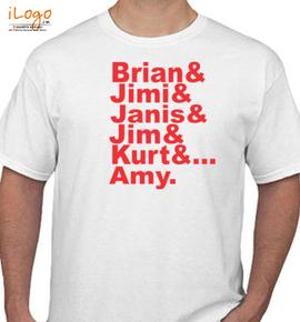 Janis-Joplin - T-Shirt