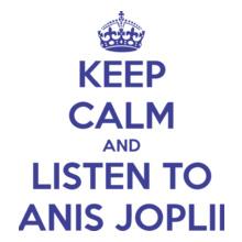EDM Janis-Joplin- T-Shirt