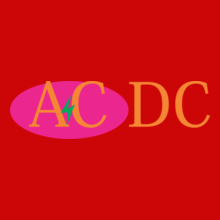 ac-dc-classic-oval-logo T-Shirt