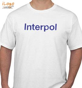 interpol - T-Shirt