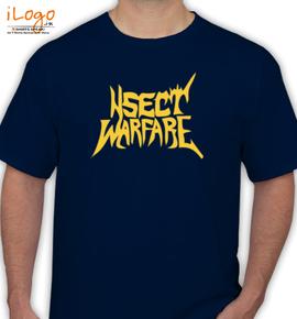 insectwarfar - T-Shirt