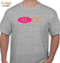 Insect Warfare ac-dc-classic T-Shirt
