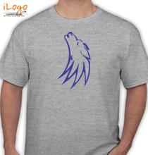 Howlin' Wolf -wolf T-Shirt