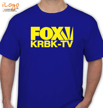 The Haunted Fox-KRBK T-Shirt