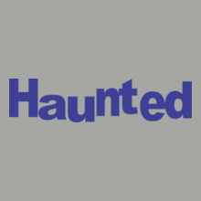 The Haunted glow-in-th T-Shirt