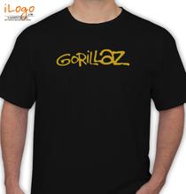 Gorillaz full-aee T-Shirt