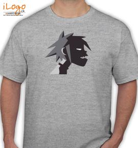GORILLAZ TEE - T-Shirt