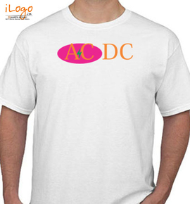 ac dc  - T-Shirt