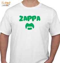 Frank Zappa Frank-Zapp T-Shirt