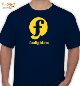 Foo Fighters C - T-Shirt